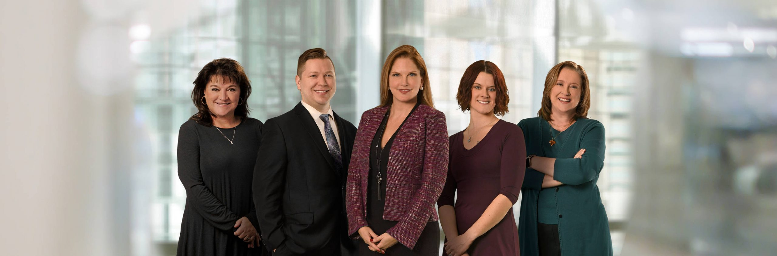 Wells Family Law Attorneys and Staff